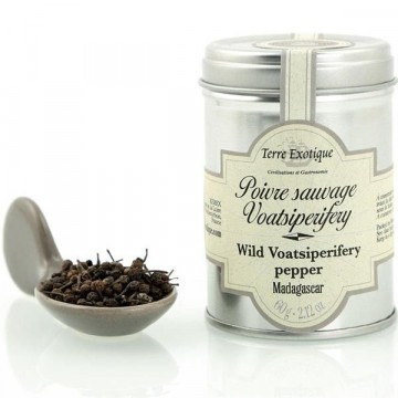 Sort pepper fra Madagaskar 60g